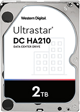 製品写真「Ultrastar DC HA210」